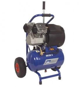 Værktøj til kompressor og fremstilling af træbriketter og brænde