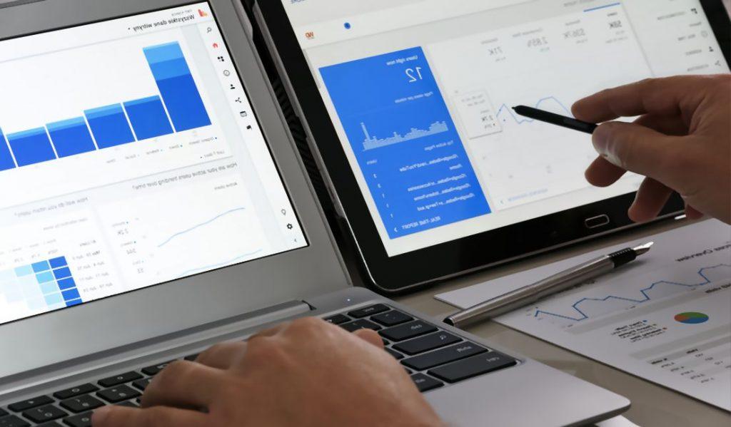 SEO optimering af hjemmeside til webdesign hos Alphaweb