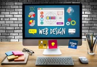 Web design og udvikling af ny hjemmeside